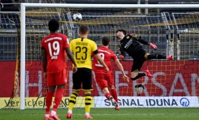 Prinsheerlijk doelpunt van Joshua Kimmich volstaat voor Bayern München om zeven punten uit te lopen op Borussia Dortmund