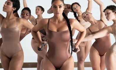 Kritiek op mondmaskers Kim Kardashian