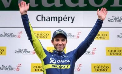 """Zwitser Albasini (39) gaat toch nog even door met wielrennen: """"Genieten van mijn laatste koersen"""""""
