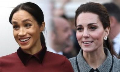 Ging de ruzie tussen Kate en Meghan over... kousen?