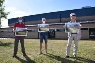 Buurtprotest tegen zaal Den Boer