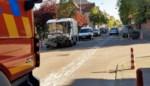 Brandweer rukt uit voor verfspoor van drie kilometer door centrum Izegem, schilder mag gepeperde rekening verwachten