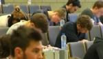 KU Leuven zoekt vrijwilligers die tijdens examenperiode als steward willen werken