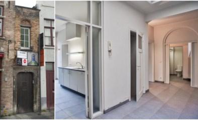 'Smalste huisje van Brugge' kost half miljoen euro (maar schijn bedriegt)