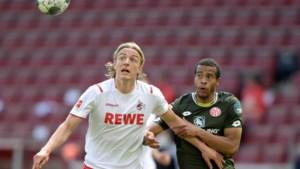 """Sebastiaan Bornauw trekt zijn streng in de Bundesliga: """"Desnoods als waterdrager naar de Rode Duivels"""""""