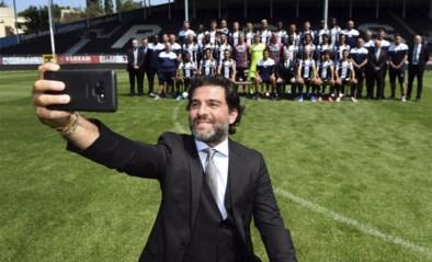 Mehdi Bayat enige die bondsvoorzitter en clubleider combineert