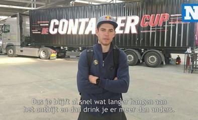 Hebben Wout van Aert en Mathieu van der Poel elkaar gemist? We onderwierpen hen vlak voor De container cup aan een kort kruisverhoor