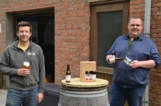 'Blijf-in-uw-kot-bier' is mix van blond en gin