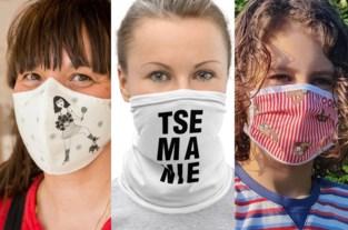 Drie Gentse alternatieven voor dat saaie blauwe mondmasker