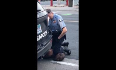 Vier politieagenten ontslagen na overlijden zwarte man bij hardhandige arrestatie in VS