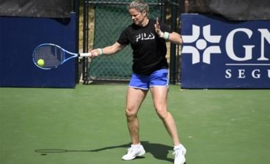 Kim Clijsters kan eerste toernooi voor (beperkt) publiek spelen