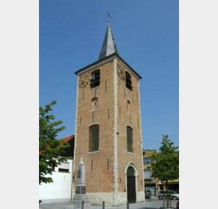 Nieuwe klok in oude toren
