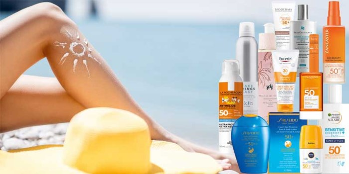 Beschermt factor 50 een hele dag? Zijn zonnecrèmes met nanodeeltjes gevaarlijk? Wij leggen 10 mythes over zonnebescherming voor aan specialisten