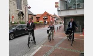 Centrumstraten van Nevele worden vanaf 1 juli fietszone