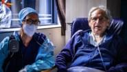 """Eric mag na 58 dagen intensieve zorgen verlaten: """"Ze hebben me mijn leven teruggegeven"""""""