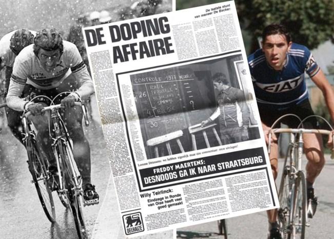 De lente van Stimul: terug naar 1977, toen de hele Belgische wielertop betrapt werd op hetzelfde moment