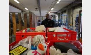 Ook Kringwinkel Wespelaar overspoeld met goederen