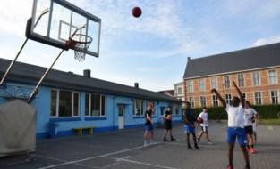 FOTO. Voorzichtige basket-opstart