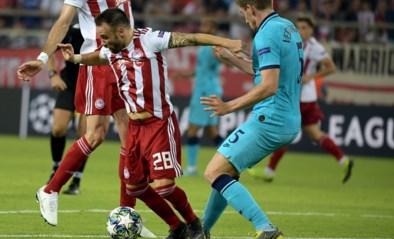 Griekse voetbalcompetitie hervat 6 juni na groen licht autoriteiten
