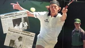 """In 1995 beleefde 'Big Dick' Norman zijn wonderweek op Wimbledon: """"Ik had nog nooit zoveel geld bij mekaar gezien"""""""