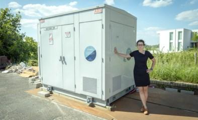 Buurt plaatst 'wijkbatterij': net raakt overbelast door warmtepompen en elektrische wagen