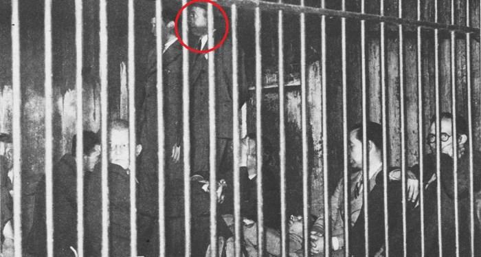 Stervoetballer in de leeuwenkooi: na de bevrijding in 1944 verdwijnt topspeler Raymond Braine 560 dagen in de cel