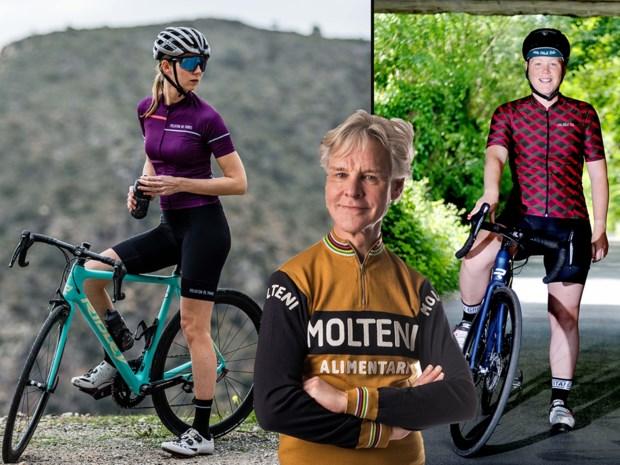 Onze Bicycle Guy kijkt naar het andere geslacht: koerskleding voor vrouwen