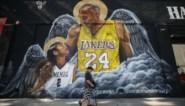 Inhuldiging van Kobe Bryant in Hall of Fame uitgesteld naar 2021