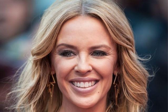 Kylie Minogue brengt roséwijn op de markt