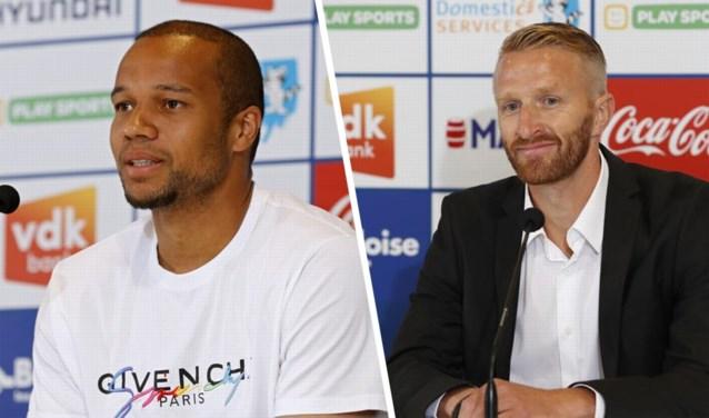 Drukke dag bij AA Gent: Wim De Decker wordt nieuwe T2, Vadis Odjidja verlengt contract