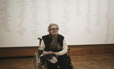 91 jaar, corona overwonnen en nu debuteert Jacqueline in Bozar