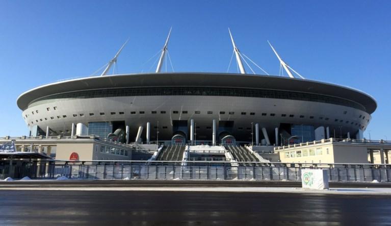 Rusland hervat mét fans in de tribunes: 10% van de stadioncapaciteit toegelaten