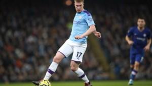 Nieuwe truitjes van voetbalclubs worden stilaan bekend: kiest Manchester City voor een 'coronalook' voor Kevin De Bruyne?