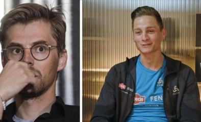"""Waarom de coach van Van der Poel niet verbaasd is over straffe zege in Container Cup: """"Mathieu zal altijd strijdend ten onder gaan"""""""
