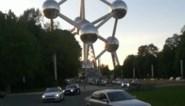 Buurtbewoners zijn straatraces aan Atomium beu