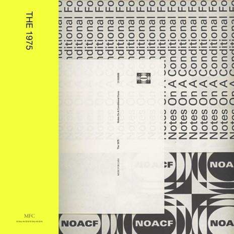 RECENSIE. The 1975 - 'Notes on a conditional form': Punk, Radiohead en house: kiezen is niet altijd verliezen **