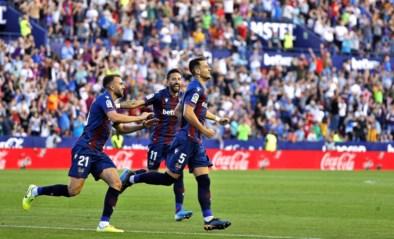 Levante speelt laatste zes thuisduels in La Nucia wegens renovatie aan stadion