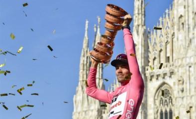 """Hongerige Tom Dumoulin denkt terug aan Giro-zege, vandaag exact drie jaar geleden: """"Dat was niet mijn laatste kunstje"""""""