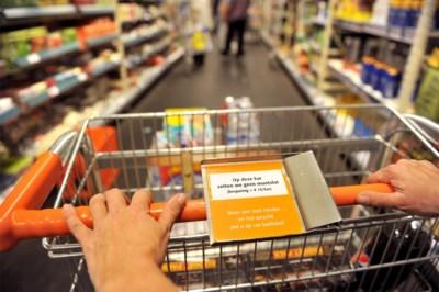 Winkelkar blijft duurder dan voor coronacrisis, zelfs in de goedkoopste supermarkt
