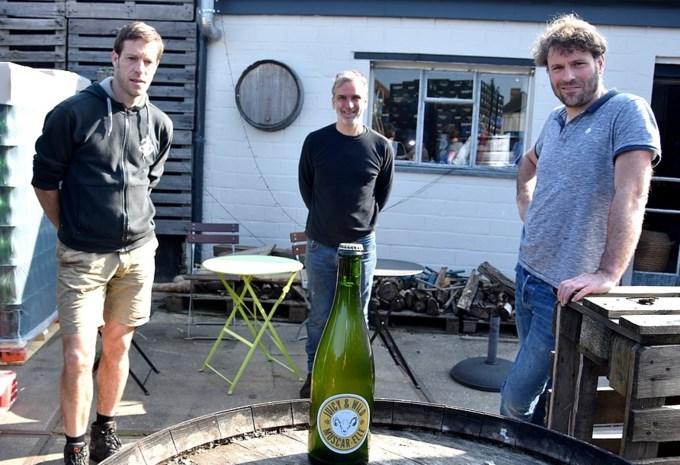Crisis? Welke crisis? Lambiek Fabriek lanceert eerste fruitbieren en eerste bio geuze