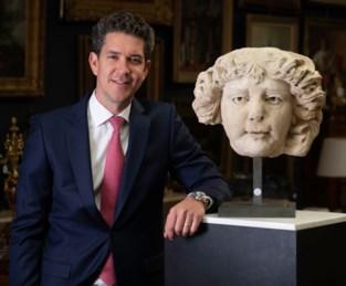 Carlo Bonte veilt in minder dan acht uur 1,1 miljoen euro voor lege zaal