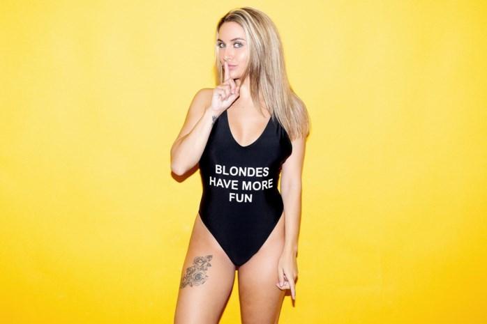 """Angelique (23) komt als eerste Vlaamse op cover van internationale editie Playboy: """"Ik heb kriebels in mijn buik"""""""