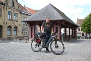 Historisch stadscentrum wordt een grote fietszone