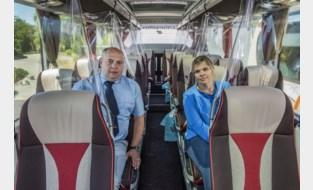 Bussen zijn coronaveilig gemaakt: