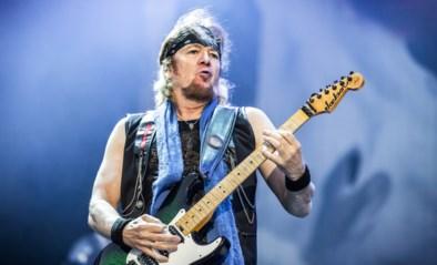 Gitarist Iron Maiden schrijft boek over... vissen