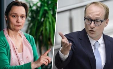 """Erika Vlieghe is niet opgezet met voortvarende communicatie van Ben Weyts: """"Ik begrijp de kritiek van de onderwijsdirecties"""""""