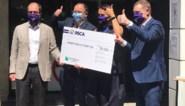 Anderlecht schenkt 70.000 euro aan het Joseph Bracops ziekenhuis