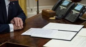 Trump ondertekent decreet dat rechtsbescherming sociale media inperkt