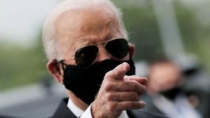 Wanneer komt Joe Biden echt uit zijn kot? Rivaal van Trump worstelt met de schaduw van corona