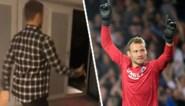 """Liverpool-speler spot met de danskunsten van ex-ploegmaat Simon Mignolet: """"Precies mijn opa die probeert te bewegen"""""""